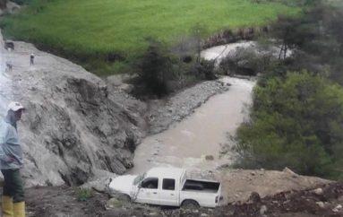(Video) Persiste necesidad de contar con un puente en Chaquircuña