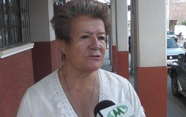 (Video) Lida Tinizaray: solventaremos deuda para luego retomar la construcción de la clínica