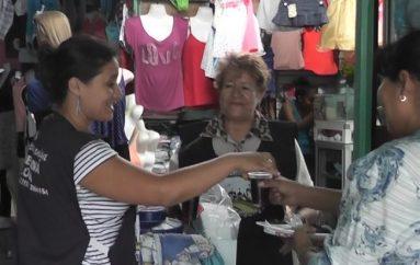 (Video) Voluntarios de fundación para enfermos terminales realizan actividades