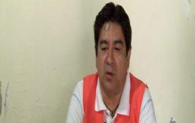 """(VIDEO) Raúl Morales: """"la propuesta es derrotar al correísmo'"""
