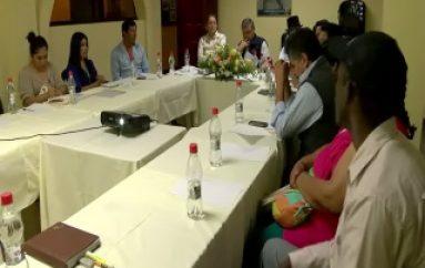 (VIDEO) Movilidad Humana realizará un Censo en Zamora Chinchipe con el apoyo de la Autoridades.