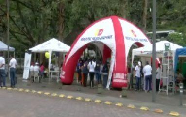 (VIDEO) Zamora conmemoró el Día Mundial de la Salud Mental