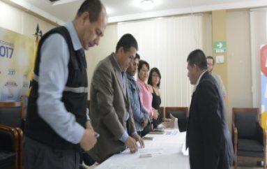 (VIDEO) Junta Provincial Electoral de Zamora Chinchipe cuenta con autoridades