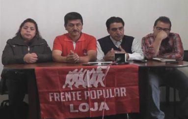 (Video) Mañana  trabajadores y organizaciones sociales de Loja se reunirán en asamblea.