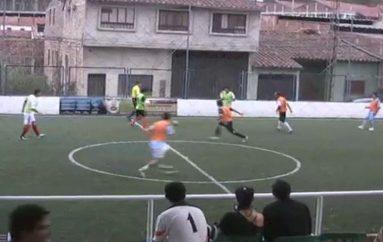 (Video) Prohibida venta y consumo de alcohol en canchas de fútbol sintéticas.