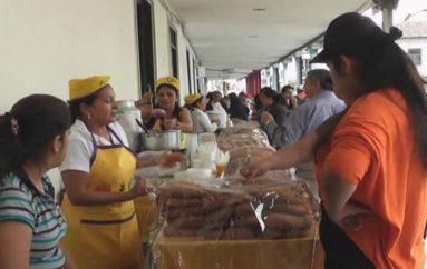(Video) Hasta el 18 de octubre inscripciones para la venta de figuras de pan y colada morada.