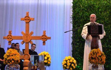 (Video)  Cruz Misionera recorrerá durante el mes de octubre la provincia de Loja.