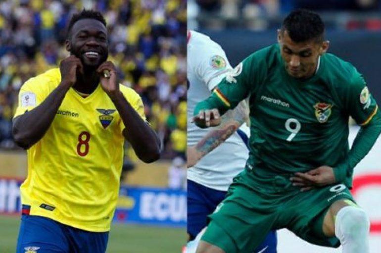 "Ecuador dejó en ""coma"" a Bolivia por la eliminatoria a Rusia 2018"