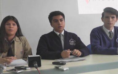 (Video)  Estudiantes secundarios conforman nueva asociación a nivel nacional .
