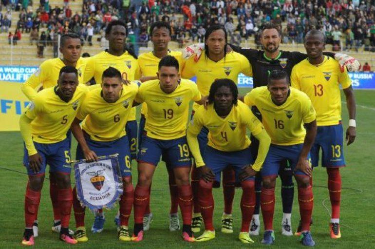 Ecuador lograría el cuarto boleto de Sudamérica para el Mundial de Rusia 2018, según BBC Mundo