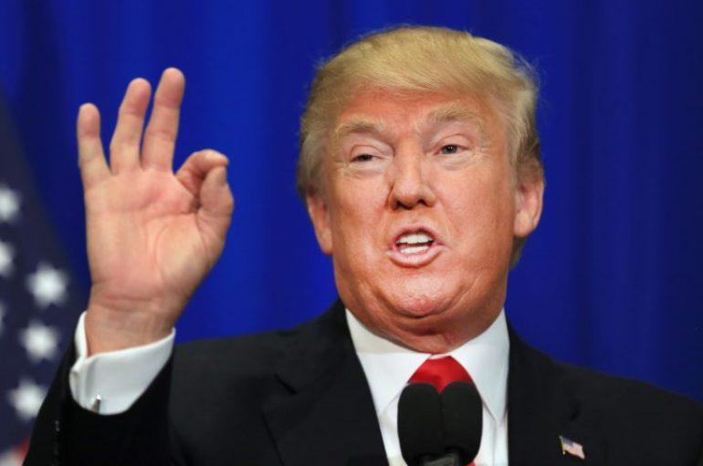 Trump dijo lo que haría en 100 días si gana la Presidencia