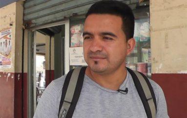 (Video) Vía de acceso a la Unidad del Milenio de la Parroquia el Tambo presenta varias necesidades.