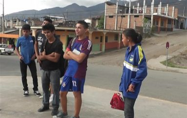 (Video) Deportistas de lucha olímpica de Catamayo optimistas con resultados.