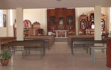 (Video) Trapichillo listo para recibir a la Virgen de El Cisne el seis de noviembre