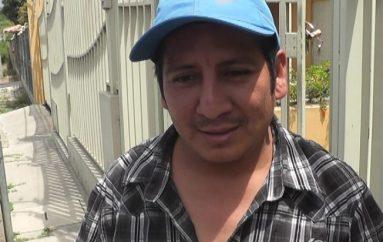 (Vídeo) Artista de Catamayo participará en concurso de pintura en la Ciudad de Loja.