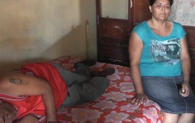 (Video) Familia de escasos recursos pide apoyo de ciudadanos
