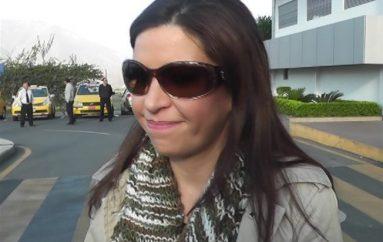 (Video) Según Alicia Jaramillo los trabajos de alumbrado vía al Guayabal iniciaran en el mes de diciembre.