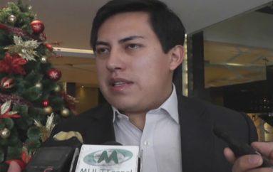 (Video) Ministro del Interior, Diego Fuentes, realizó varias actividades en su visita a Loja.