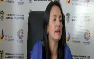 (VIDEO) Zamora Chinchipe participará en los Juegos Binacionales a desarrollarse en Macas.