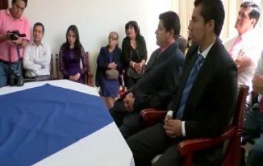 (VIDEO) Dos Jueces fueron Posesionado para el cantón Zamora y Chinchipe