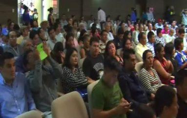 (VIDEO) Audiencia pública sobre Ley de Semillas se realizó en Zamora