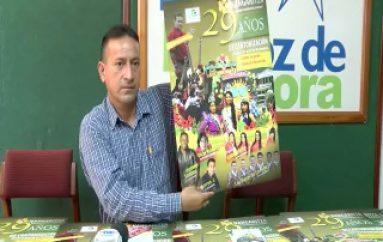 (VIDEO) Se realizará varias actividades por los 29 años de Nangaritza.