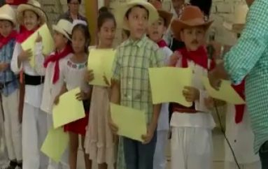 (VIDEO) Festival de la Lectura se realizó en el Distrito 19D01 de Educación.
