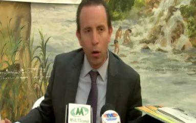 (VIDEO) Patricio Alarcón visitó Zamora para hablar de varias propuestas.