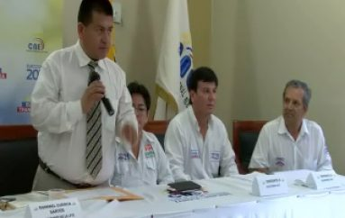 (VIDEO) Seis candidatos fueron inscritos hasta ayer
