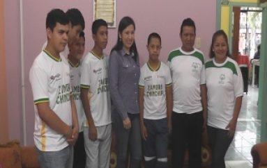 (VIDEO) Zamora Chinchipe participará en las Olimpiadas Especiales que inician Hoy.