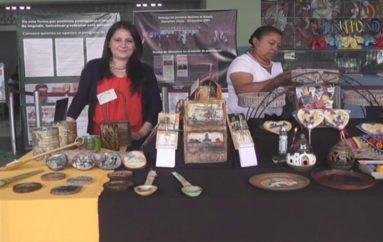 """(Video)  40 artesanos se unen a la Feria artesanal  """"Lojanidad"""" por fiestas de Independencia."""