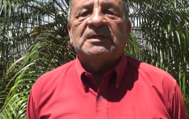 (Video) Ciudadanos de San Pedro de la Bendita que radican en otras localidades, celebraron a la Virgen