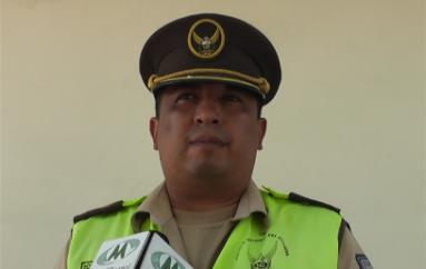 (Video) Policía Nacional recomienda a conductores sobre alerta de robos