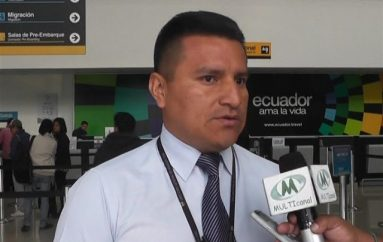 (Vídeo) En el Aeropuerto Ciudad de Catamayo se encuentran realizando diferentes trabajos.