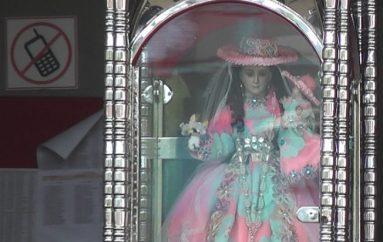 (Video) Imagen de la Virgen de El Cisne permanecerá en San Pedro hasta el 17 de Noviembre