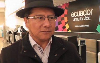 (Video) Alcalde de Saraguro no esta de acuerdo con recorte del presupuesto para los gobiernos municipales.