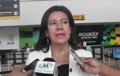 (Video) Miryam González: tenemos el 16% de apoyo ciudadano para nuestra candidatura