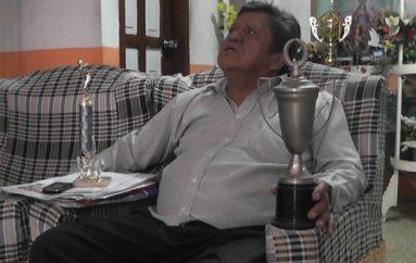 (Video) Luis Alfredo Cuenca; Personaje de Mi Tierra.