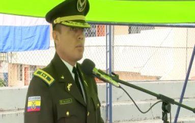 (VIDEO) Nueva autoridad en la Policía Nacional.