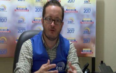(VIDEO) Medios de comunicación convocados a ser proveedores de Consulta Popular
