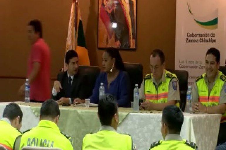 (VIDEO) Hablan sobre las actividades relacionadas al tema de Seguridad Ciudadana.