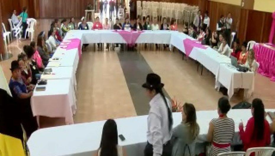 (VIDEO) Se realizó el Octavo Encuentro de Mujeres Autoridades y Lideresas.