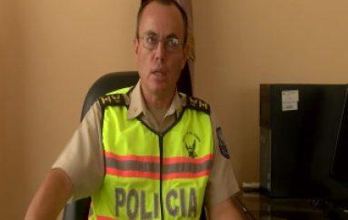 (VIDEO) 17 personas detenidas en el transcurso de la Semana.