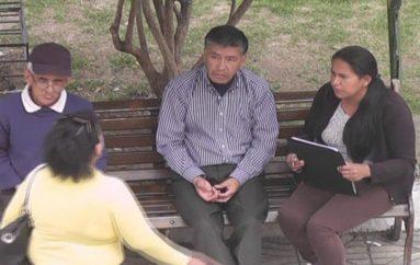 (Video) Ciudadanos no deciden aún por quien votar en las próximas elecciones.