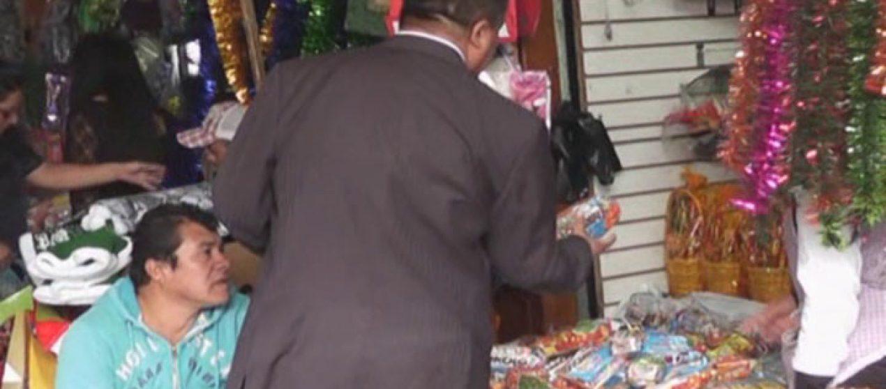 (Video) Feria de navidad en el complejo ferial iniciará el 7 de diciembre.