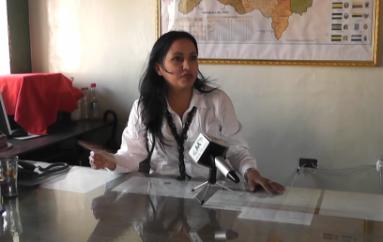 (Video) Andrea Benavides: en temas de seguridad hay aspectos que se escapan de las manos.