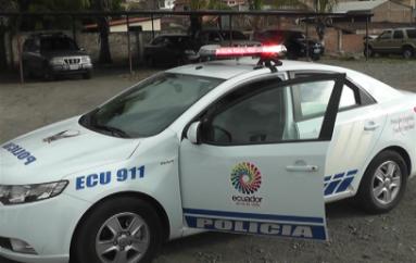 (Video) Policía Nacional de Catamayo recibió unidad 0/Km. para complementar operativos