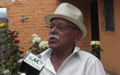 Franklin Villavicencio; Personaje de Mi Tierra