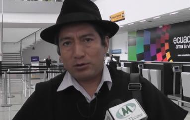 (Video) Salvador Quishpe: La reducción de los presupuestos preocupa a todos.