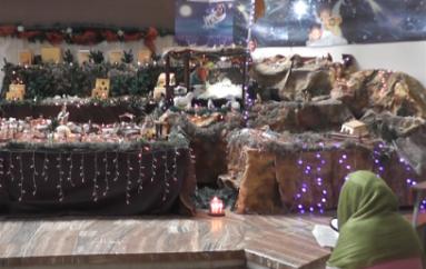 (Video) Ambiente Navideño se vive en el Templo María Auxiliadora de Catamayo